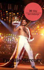 30 day idol challange {Freddie Mercury} by Zitaa1234