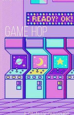 Game Hop (Dinally) by CurlycueEngineer21