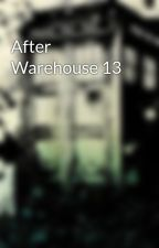 After Warehouse 13 by doctorwhofan50