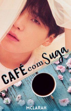 Café com Suga • Min Yoongi by mclarah