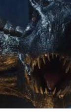 Indoraptor by angus1223