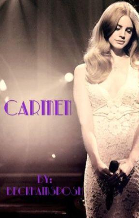 Carmen   Lana Del Rey x The Weekend   by beckhamsposh