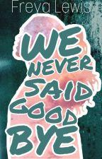 We Never Said Goodbye by violetsintherain