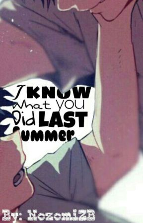 I Know What you did Last Summer [TodoDeku] by NozomiZB
