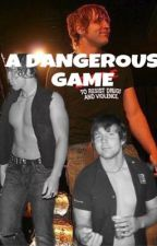 A Dangerous Game •Jon Moxley• by rawisrollins