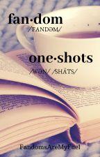 Fandom Oneshots [Marvel Oneshots and Sherlock Oneshots] by FandomsAreMyFuel