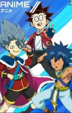 Beyblade Burst Yaoi by OwOwhatsthis23