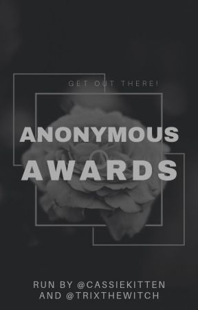 Anonymous Awards by anonymousawards