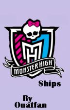 Monster High Ships--My Opinions by ouatfan