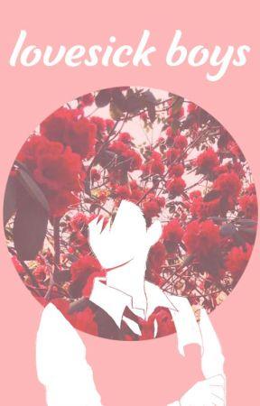 lovesickboys  ❀  bokuroo / kuroboku by Fresas_Agrias