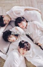 thank u, next ❂ namgi by -RKIVE