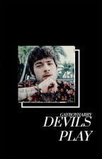 DEVILS PLAY // MALIK by dropdeaddabi