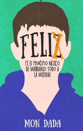 Felix by d-moni
