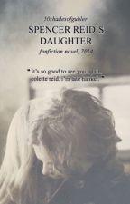 spencer reid's daughter by 50shadesofgubler