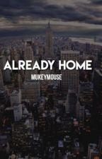 Already Home ⇒ Lashton by mukeymouse