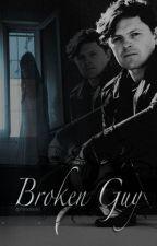 Broken Guy by paradise80