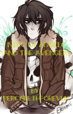 Nico Di Angelo and the Avengers by percabethforevuh