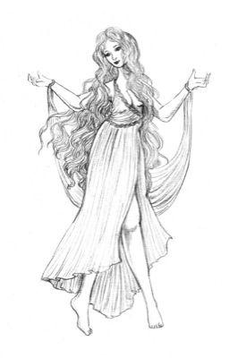 Mythological Obsession: Mythological Creatures X Human