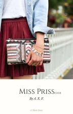 Miss Priss by WriterAEF