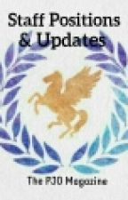 Staff Positions & Updates by PJO_Magazine