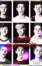 Magcon Preferences|Requests Closed| by Aniallher