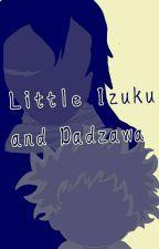Little Izuku and Dadzawa by casperismybff