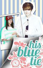 His Blue Tie (One Shot) by nanseyyy