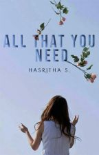 All That You Need | Book Recommendations. by orphicsea