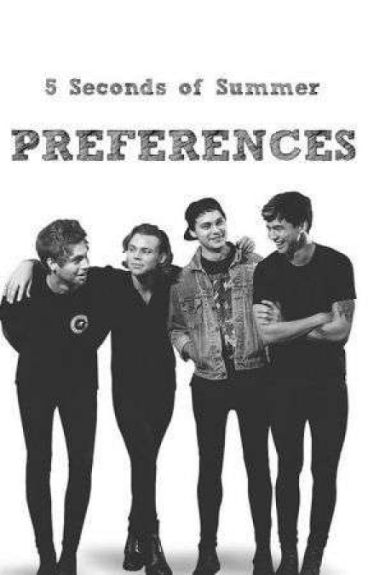 5 Seconds of Summer Preferences.