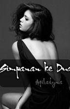 Simpanan ke Dua by Nda-Aqila