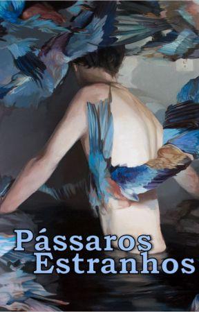 Pássaros Estranhos by CameronMFowler