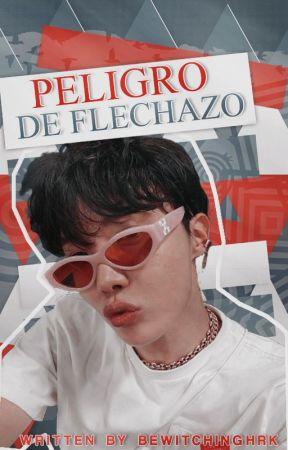 PELIGRO DE FLECHAZO.OS HOPEMIN by bewitchinghrk