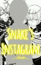 Snake's Instagram by _-Snake-_