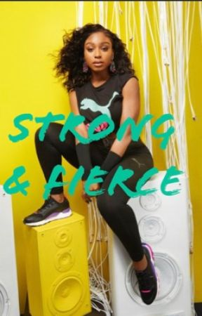 STRONG & Fierce by cateracook