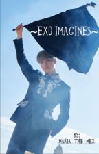 ~EXO Imagines~ by maria_the_mex
