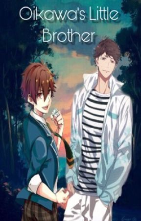 Oikawa's Little Brother by black_eyes49