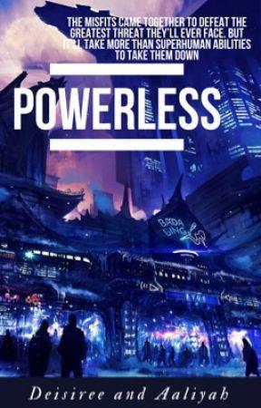 Powerless by Desi990