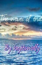 waves of truth #PlanetorPlastic by mysticalwolfsviolet