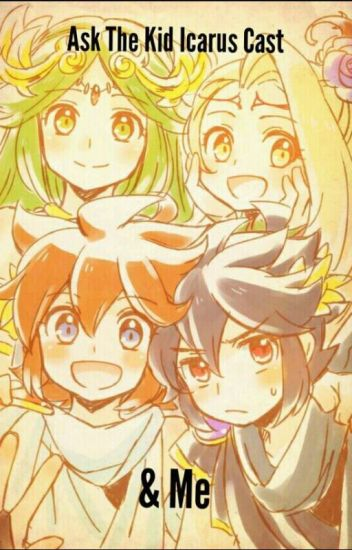 Ask The Kid Icarus Cast And Me - 𝓒𝓲𝓷𝓷𝓪𝓶𝓸𝓷 𝓑𝓾𝓷 - Wattpad