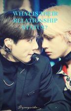 What Is Their Relationship Status?      •Taekook• by Taekook_lovemutual