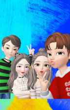 [Stray kids X Nct] [Han Jisung X Park Jisung] [COMPLETED]  by JiJi0203