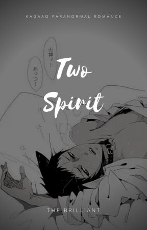 Two Spirit by theBrilliant