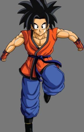 Dragon Ball Hero World Male Saiyan Oc X Mha X Dragon Ball On