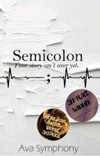 Semicolon [✓] by Ava_Symphony