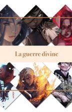 Bonus [La guerre divine] by chimiow