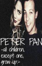 Peter Pan || l.t by niampringle