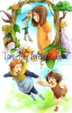 Love Me Forever: A King x Diane Fanfiction by Nyangirl67503