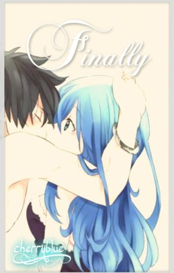 Finally [GrUvia FanFic]