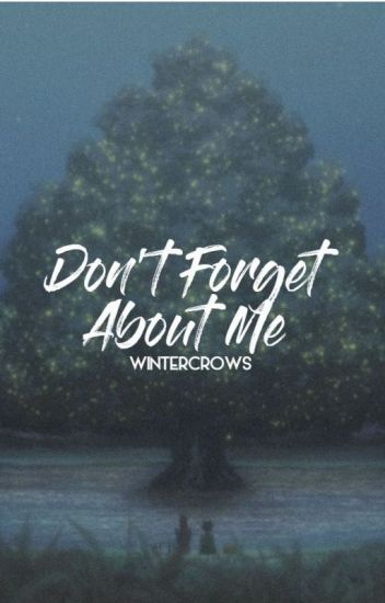 Don't Forget About Me (Killua x Reader fan fiction) [RE-EDITED]