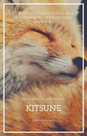 Kitsune // Showki by halktanbiryazar